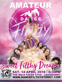 DANCE FILTHY AMATEUR POSTER 2018 FINAL P