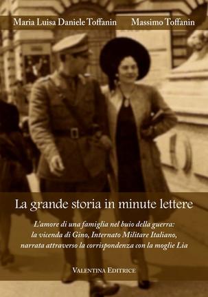 """PRESENTAZIONE LIBRO """"La grande storia in minute lettere"""""""