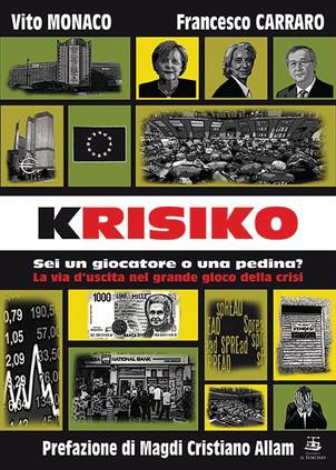 """PRESENTAZIONE LIBRO """"Krisiko"""""""
