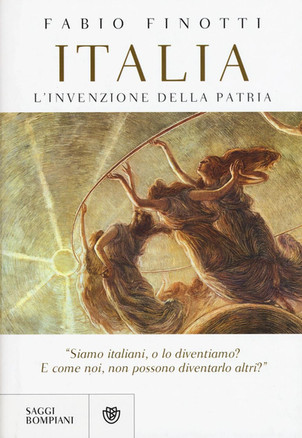 """PRESENTAZIONE LIBRO """"Italia, l'invenzione della Patria - Incontro con l'autore"""