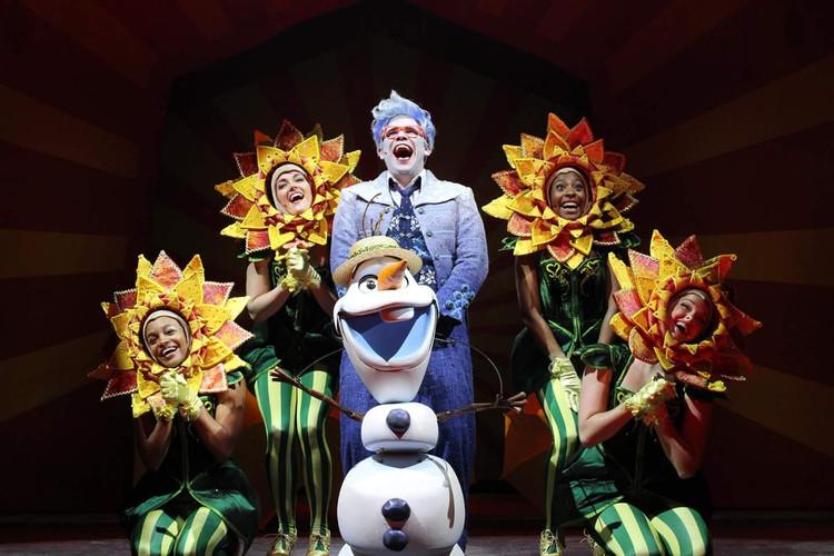 Frozen: A Musical Spectacular - Disney Cruise Line - Ensemble