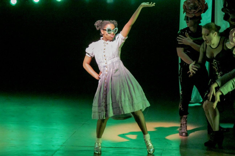 The Wiz - Cape Fear Regional Theater - Dorothy