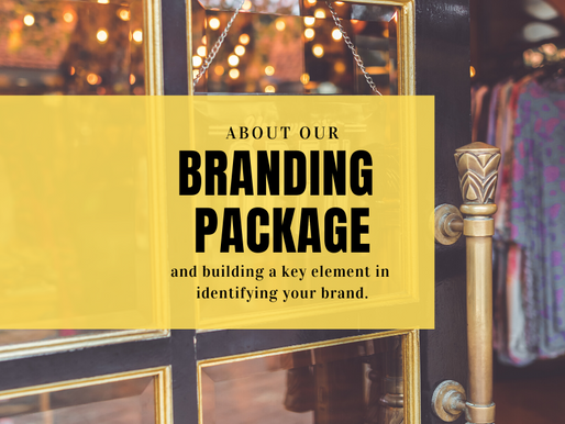 The Branding Package..