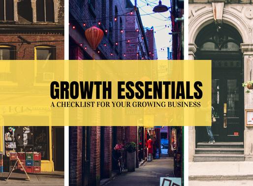 Growth Essentials..