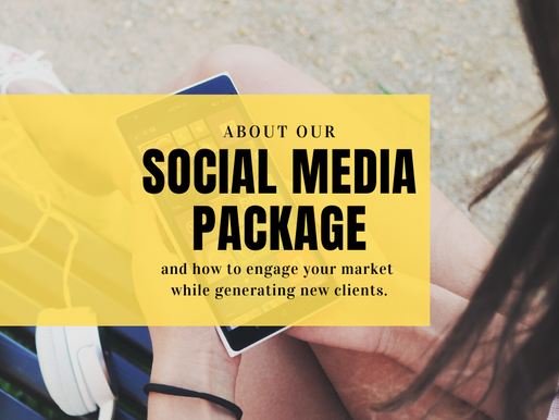 The Social Media Package..