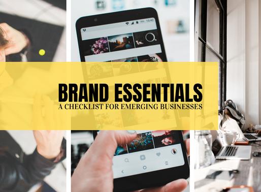 Brand Essentials..
