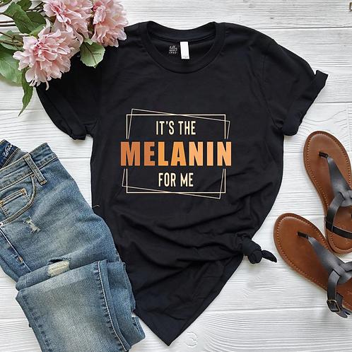 Women's Tshirt  Ladies 100% Cotton T Shirts Melanin Women Graphic Tees Shirt