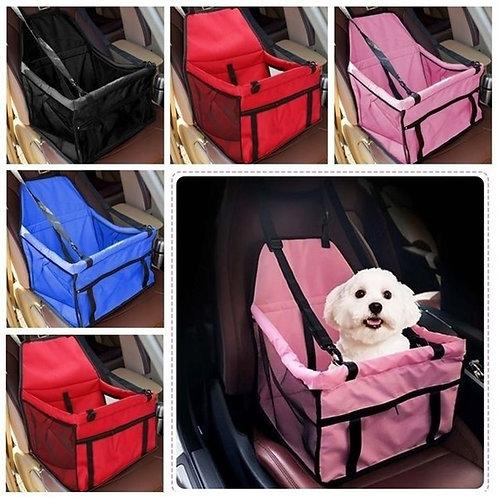 Pet Carrier Bag Pet CarSeat Oxford Cloth Breathable Portable Pets Travel Bag