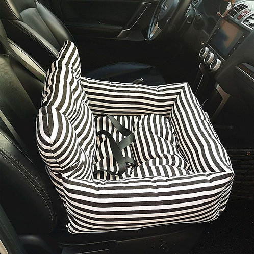 Pets Travel Car Seat Universal Bed Pet Carrier Seat Nonslip Quilted Pet Carrier