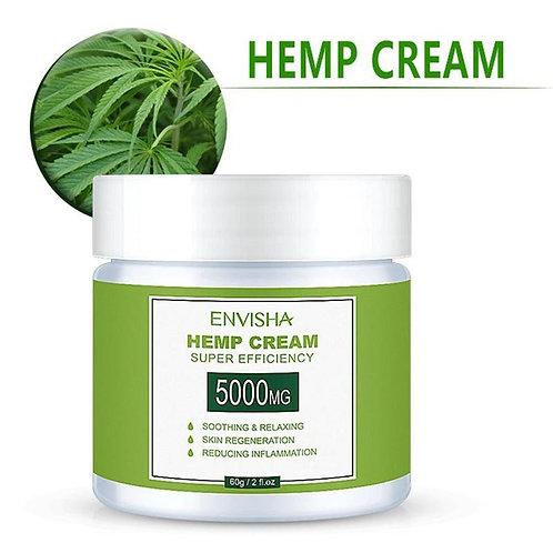 Hemp Seed Balm Natural Oil Ointment Anti Inflammatory Arthritis Joints  60ml