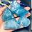 Thumbnail: Beautiful 100% Sea Sapphire Raw Stone &Natural Aquamarine Crystal Reiki Healing
