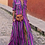 Thumbnail: Striped Print Dress Bohemia Beach  Women Casual Loose Chiffon Long Maxi Dress