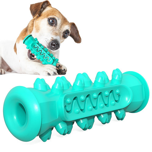 Dog Chew Toothbrush Suction Cup/ Teeth Cleaning Natural Cleaning Stick