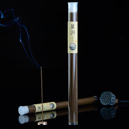 Natural Indonesia Agarwood Incense 75sticks Natural Scent  Meditation Purify Air