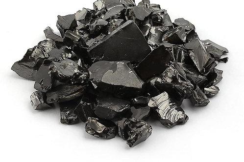 Shungite Elite Stones for Water Purification, 25 G o Raw Elite  Detoxification