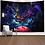 Thumbnail: India Mandala Tapestry Wall Hanging Sun Moon Wall Tapestry  Wall Cloth