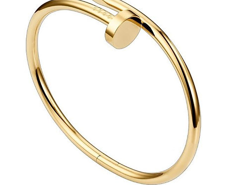 Gold Rhinestone Bracelet Fashion Temperaent Nails Bracelets
