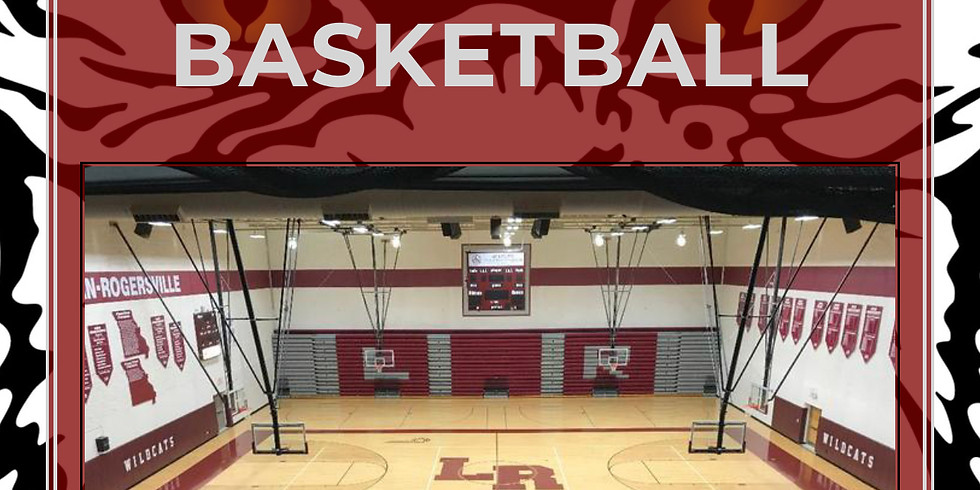 Logan-Rogersville HS Basketball Purple Night