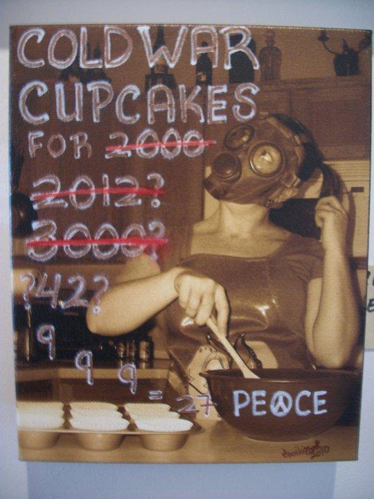 Cold War Cupcakes