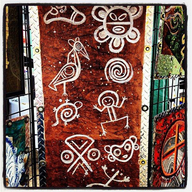 Taino Petroglyphs