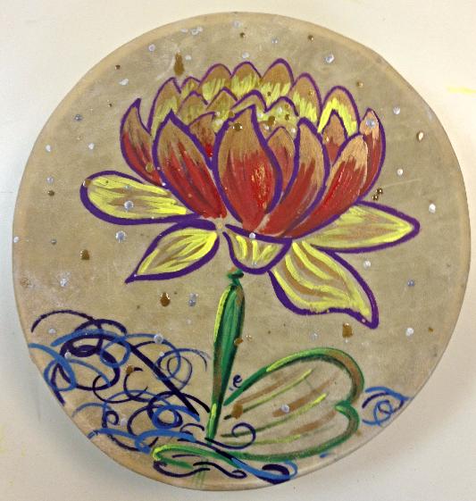 Lotus Drum