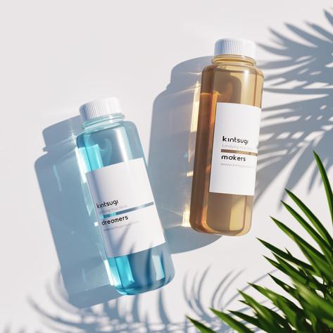 Kintsugi Bottle