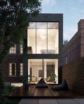 Maison NDG by la SHED Architecture
