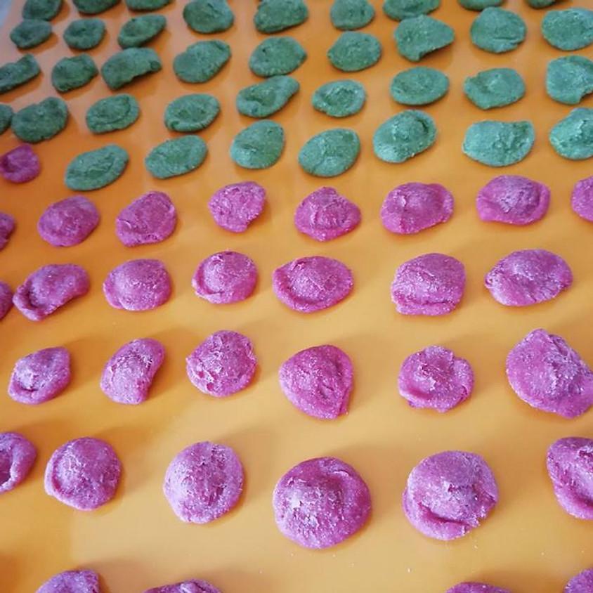 04/03 - Orecchiette multicolor