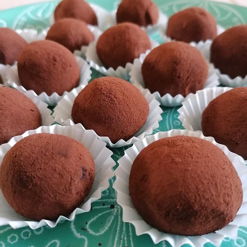 GRATIS - Tartufini al cacao (bambini dai 4 ai 10 anni)