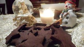 Biscotti al cacao senza burro e senza uova