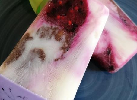 Gelati di frutta facilissimi senza gelatiera