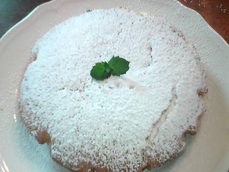 Torta margherita e cioccolato