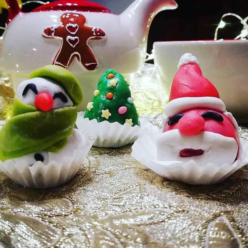 15/12 - Cake pops di Natale