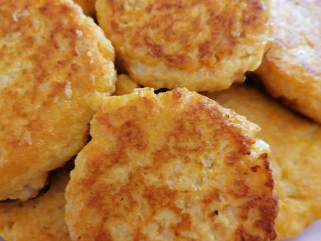Burger di cavolfiori e patate