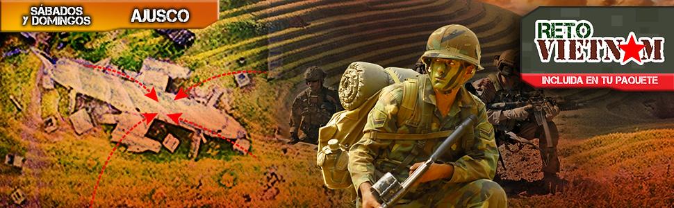 Reto Vietnam Gotchamania