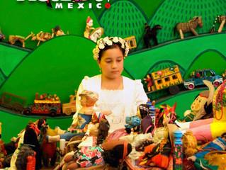 Museo de Arte Popular Mexicano, un espacio para el talento artesanal.