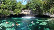 Cenote Azul: una belleza natural que no te puedes perder.
