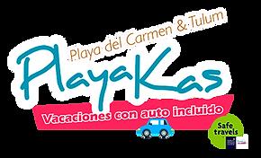 Logo PK-Playa del Carmen y Tulum - Final - Con Auto y Safe Travels - Mediano.png