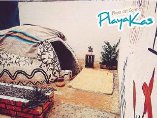 Disfruta una actividad milenaria en la Riviera Maya: ven a una sesión de temazcal