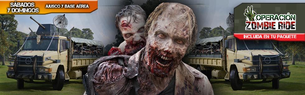 Zombie Ride - Gotchamania