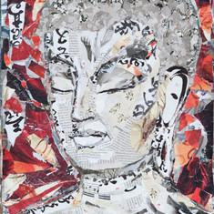 BROWN BAG BUDDHA #12  (sold)