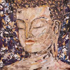 BROWN BAG BUDDHA #19  (sold)