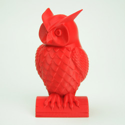 Red 3D4makers PLA