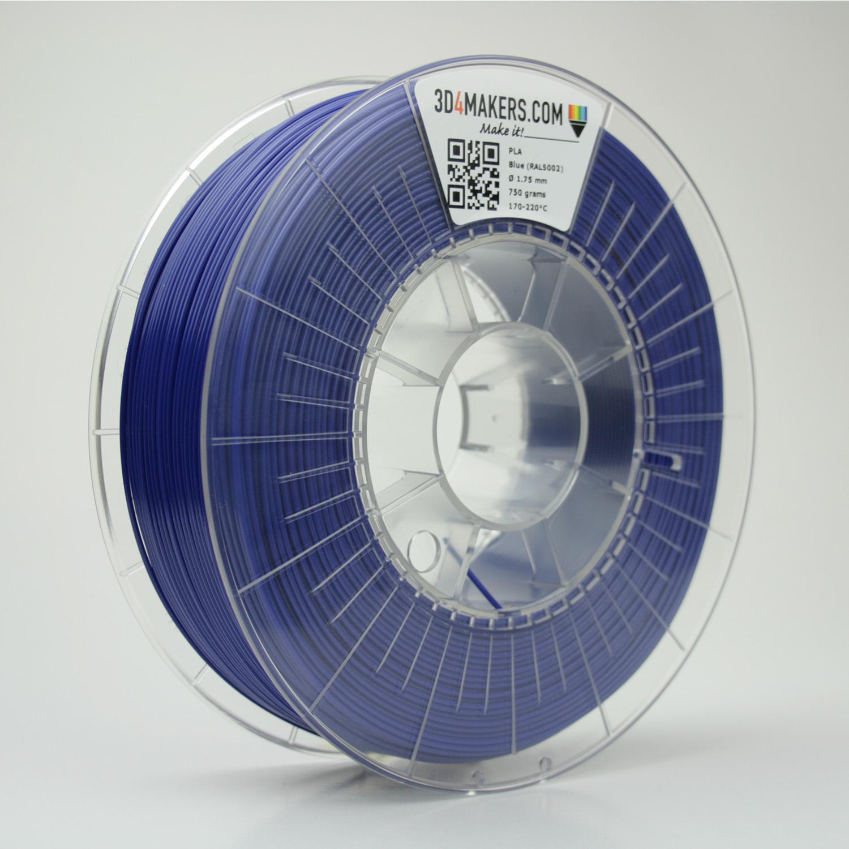 PLA - 750gr - Blue - 1.75mm - 2.85mm