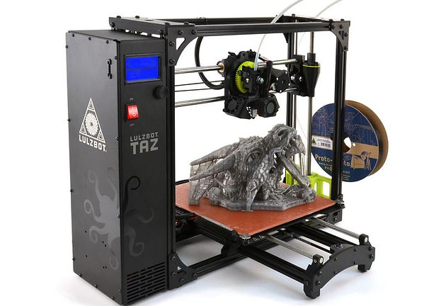 MEET LULZBOT - ALEPH OBJECTS   3D Printing Service   South Africa