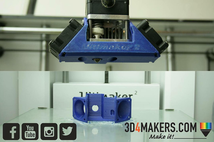 Ultimaker and 3D4makers Filament: A match made in 3D heaven!