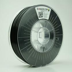 PLA - 750gr - Black - 1.75mm - 2.85mm