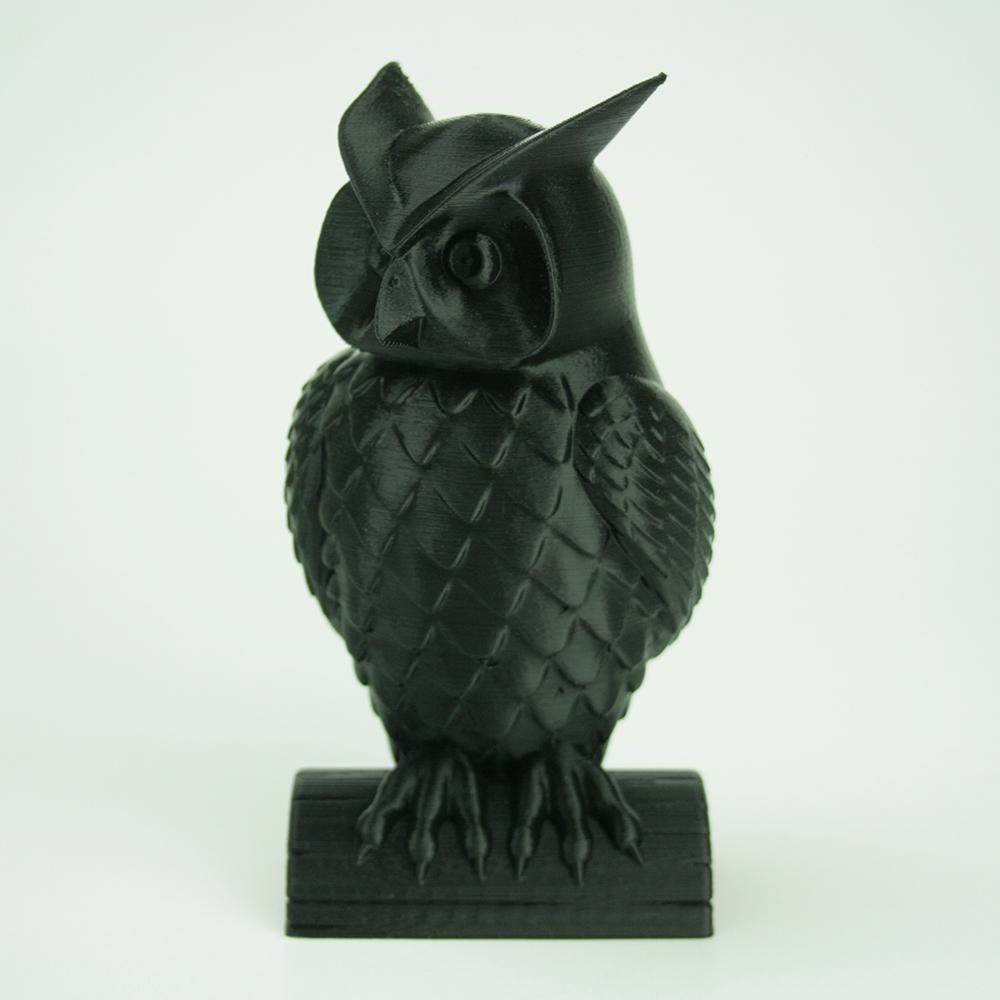 Black 3D4makers PLA