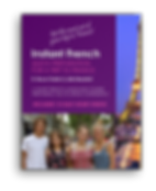 Instant French Course for travelers