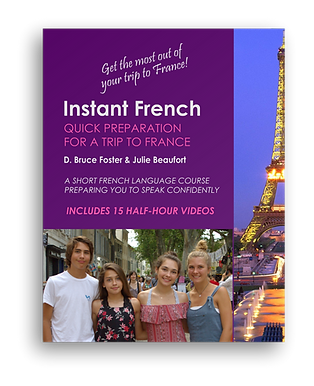 French lessons for travelers